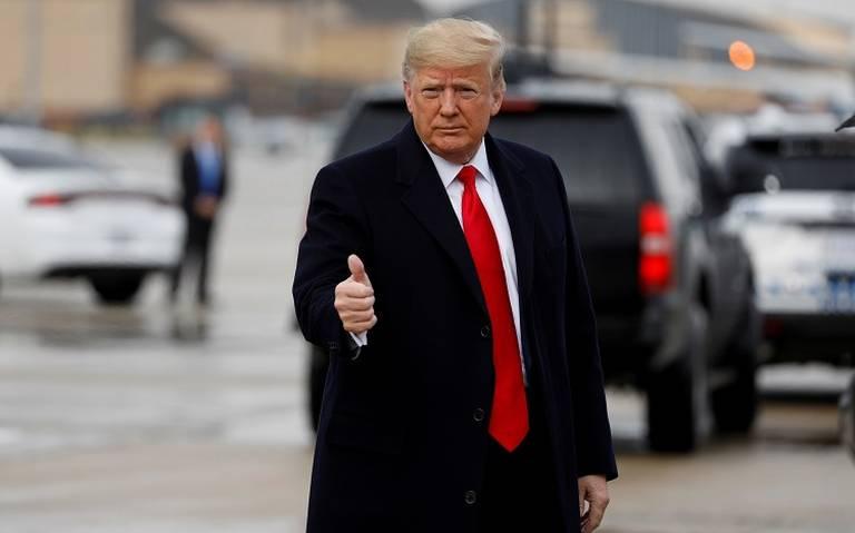 Juicio político contra Trump será discutido esta semana en EU