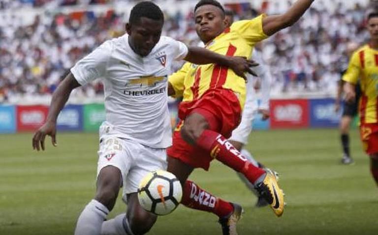 Edison Realpe, futbolista ecuatoriano, muere en accidente de tránsito