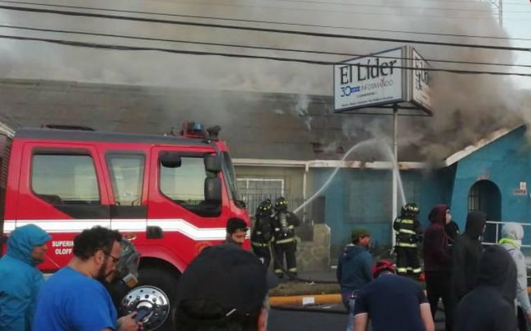 SIP pide dar con responsables de nuevo atentado contra el diario chileno El Líder