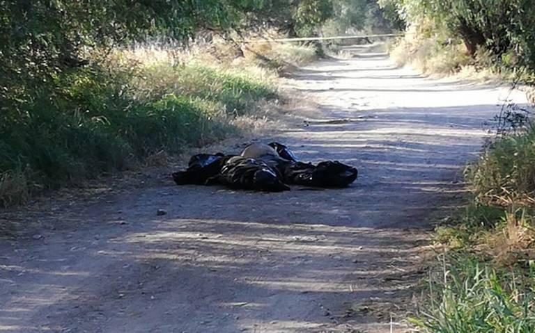 Localizan dos cadáveres envueltos con bolsas de plástico en Guanajuato
