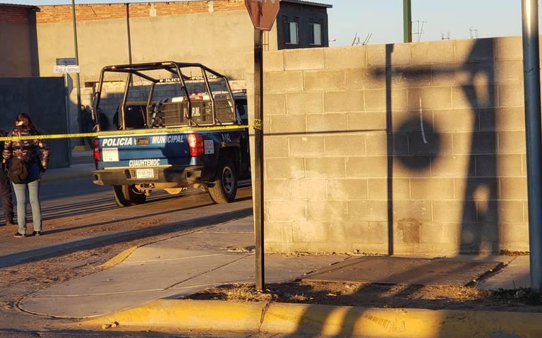 Atacan a policías municipales de Cuauhtémoc, Chihuahua; hay un muerto