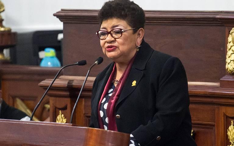 Eligen a Ernestina Godoy como próxima fiscal de la CDMX