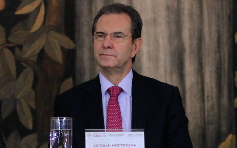 No hay fecha para mudar la SEP a Puebla: Moctezuma