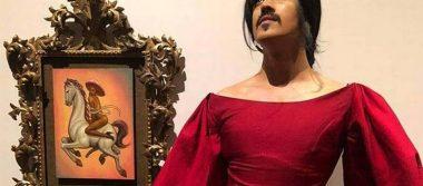 """Fabián Cháirez niega que su obra """"La Revolución"""" retrate a Zapata feminizado"""