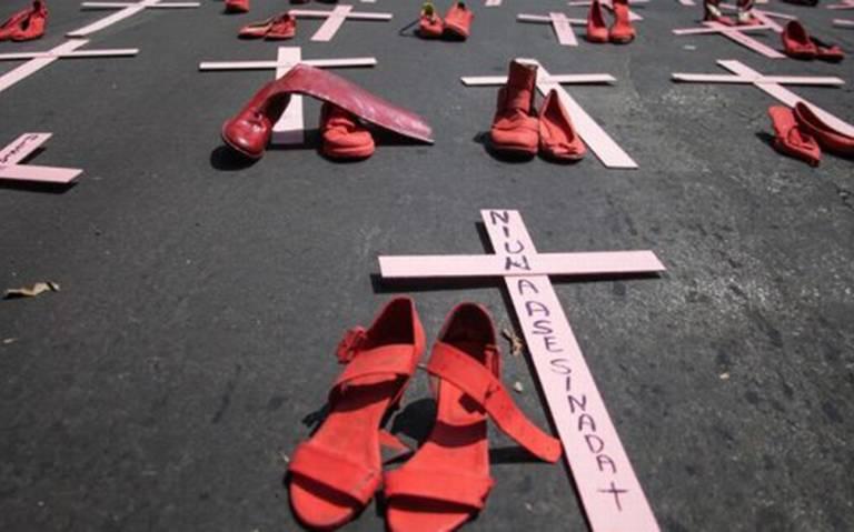 Francia bate récord en feminicidios este año