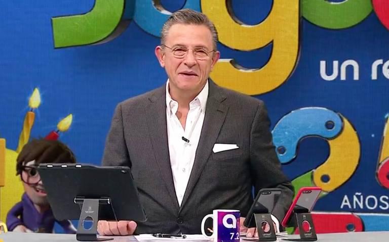 Jorge Garralda celebra 25 años del Juguetón con macro concierto
