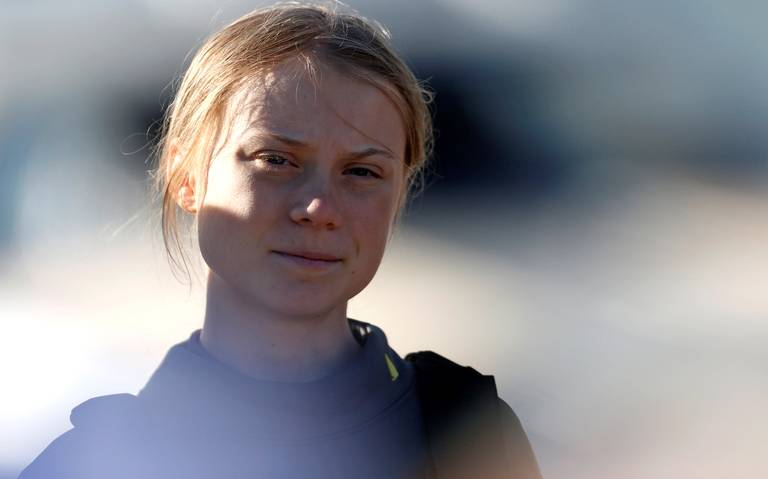 Greta Thunberg viaja a Madrid para participar en la Cumbre del Clima