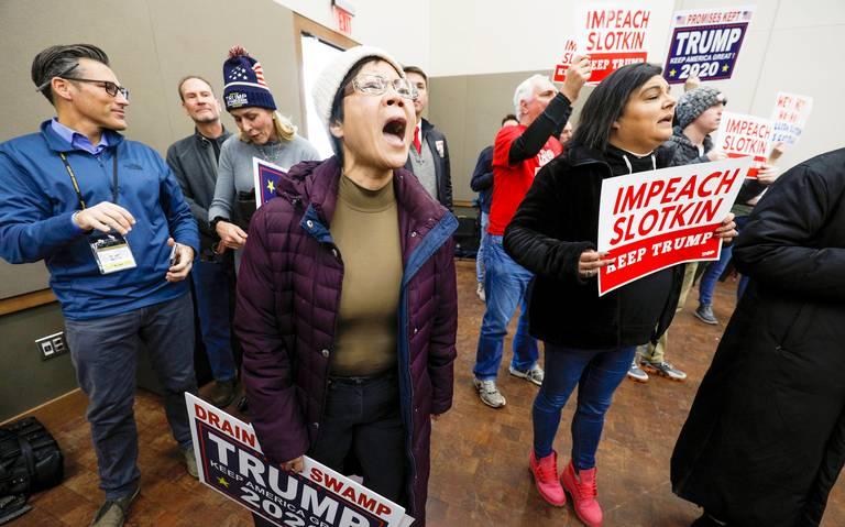 Trump alcanza su máxima popularidad pese al impeachmet