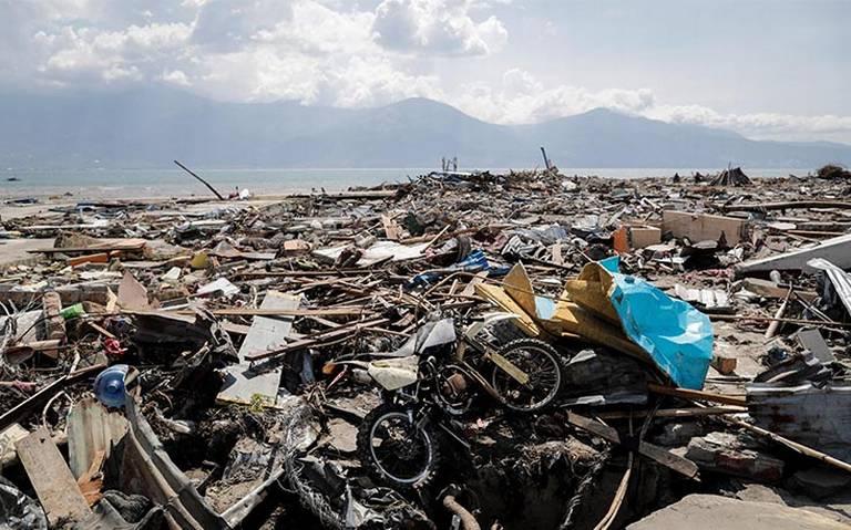 A 15 años del devastador tsunami en Indonesia, así recuerdan a víctimas