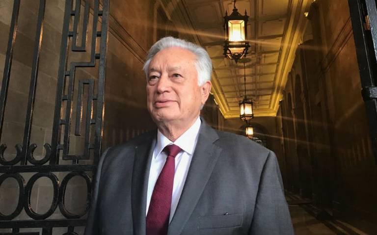 """""""No se le puede acusar sin pruebas"""", AMLO sobre Manuel Bartlett"""