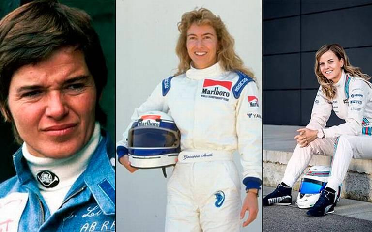 Ferrari busca mujeres para su academia; conoce a las pilotos de la Fórmula 1