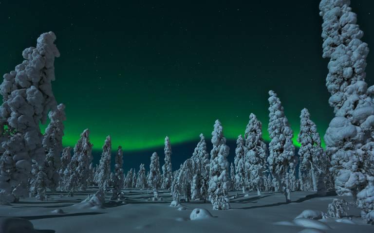 Laponia, un destino para encontrar la paz