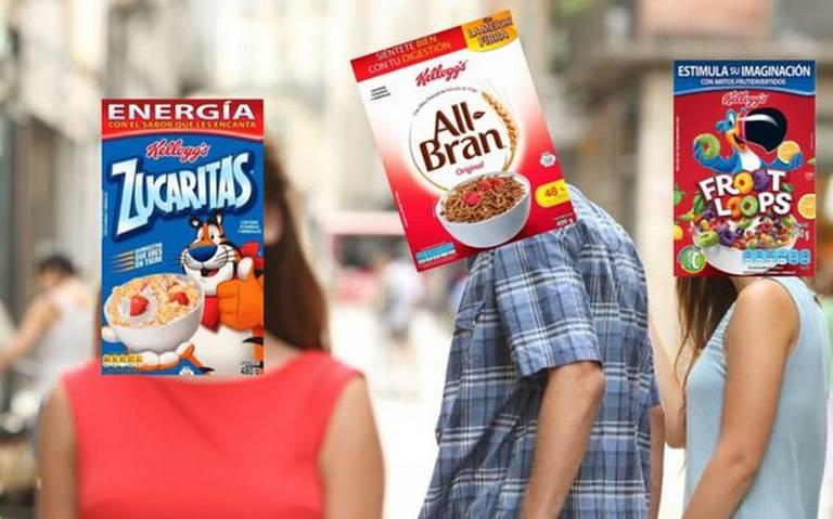 Te contamos por qué estas marcas de cereal se hicieron tendencia en Twitter