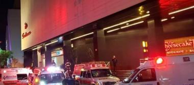 Explosión en Parque Delta, deja nueve heridos