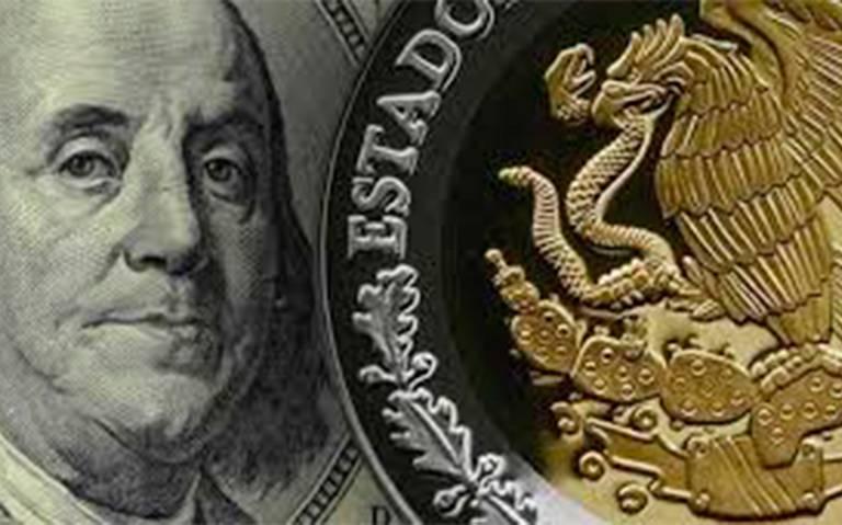 Peso tiene mejor nivel frente al dólar tras polémica con T-MEC