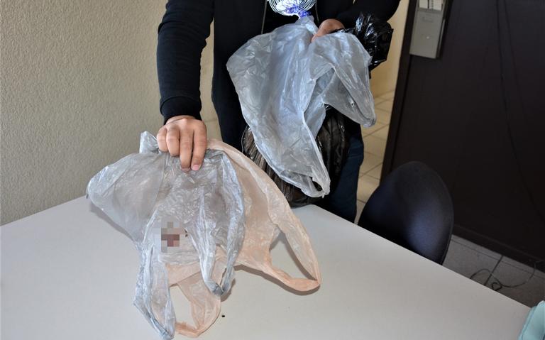 Sancionarán uso de bolsas de plástico a partir del 1 de enero