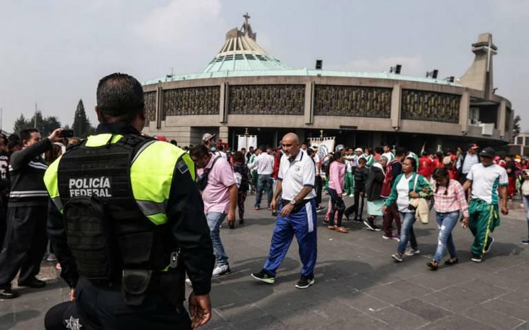 Inicia operativo Bienvenido Peregrino ante llegada de 10 millones de feligreses