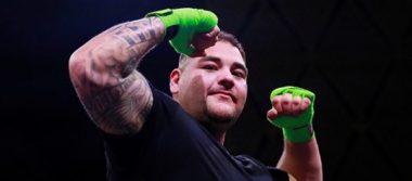 Andy Ruiz se transforma el ring, asegura su madre