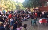 Estudiantes del ITAM discuten pliego petitorio en paro activo