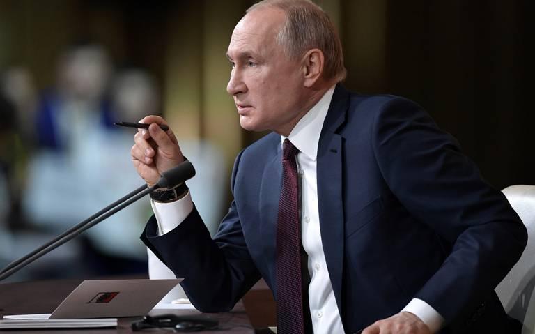 Proceso de destitución de Trump se basa en acusaciones inventadas: Putin
