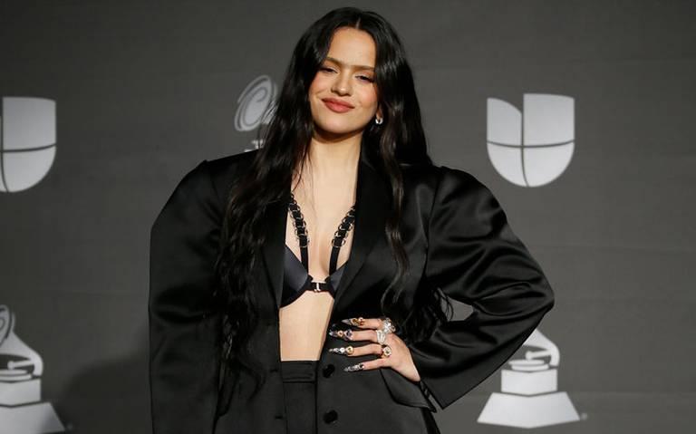 Rosalía, la artista emergente de los Billboard