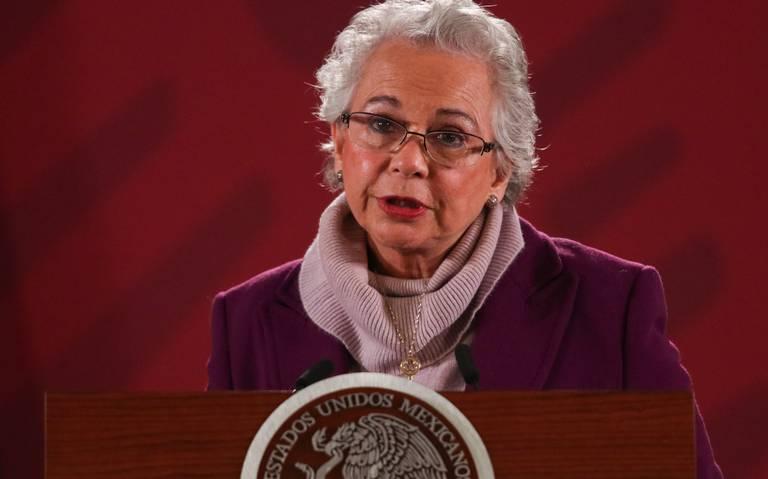 Señalan al Gobierno Federal, pero ¿qué hacen los Gobernadores?: Sánchez Cordero