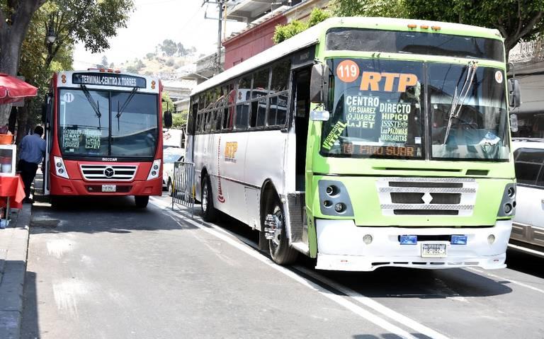 Autorizan aumento a tarifa en transporte del Edomex, costará 12 pesos
