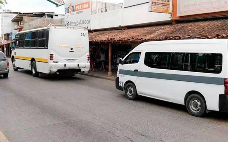 Criminales piden hasta 50 mil pesos mensuales a taxistas de Guerrero