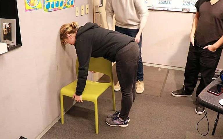 #ChairChallenge, el reto que ¡sólo las mujeres pueden superar!