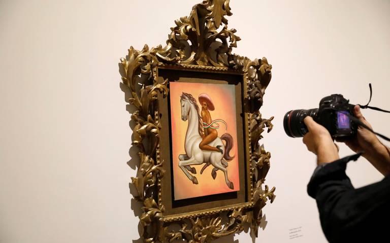 """Familia de Zapata permite que la pintura polémica """"La Revolución"""" siga en exhibición"""