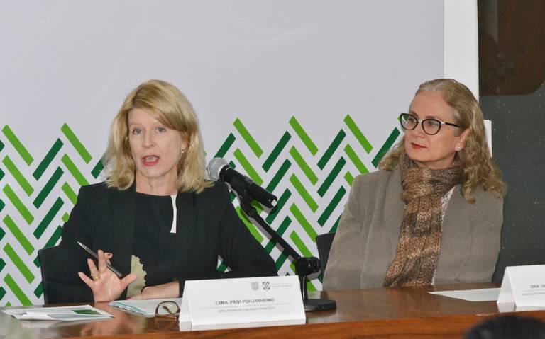 Con apoyo de Finlandia, CDXM busca soluciones en movilidad y ambiente