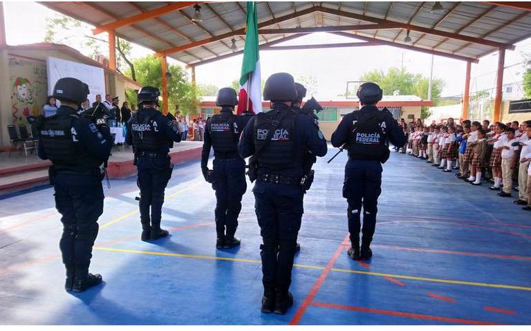 La paz en las escuelas, una tarea permanente