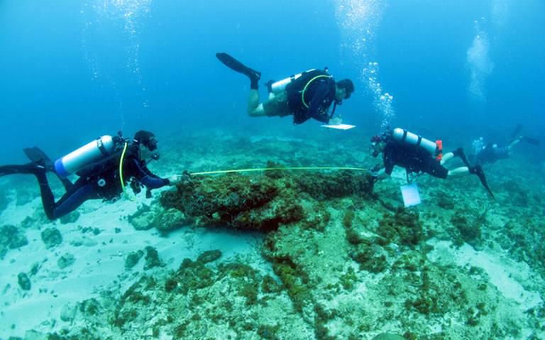 Implementarán programa de arqueología subacuática en Tabasco