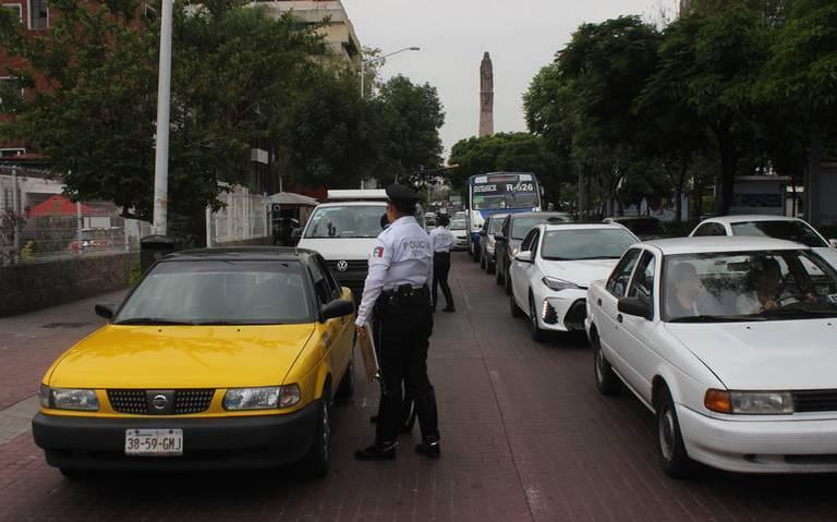 Agentes viales extorsionan en Chapultepec: empresarios