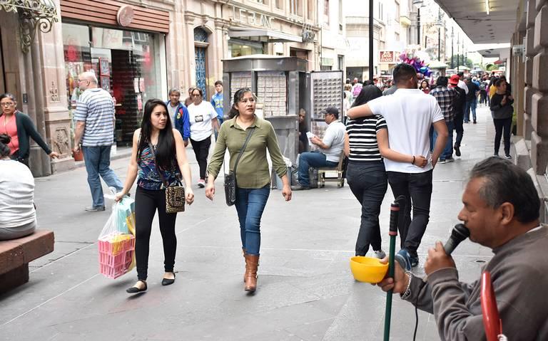 Reprochan a funcionarios inseguridad y ambulantes en Centro Histórico