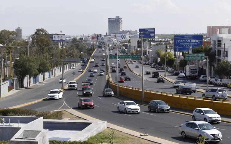 San Luis, con un atraso de 15 años en movilidad