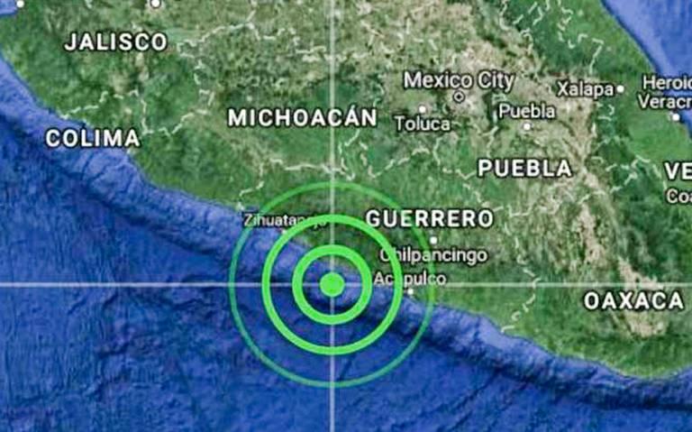 En 24 horas, se registran dos sismos de intensidad moderada en Acapulco