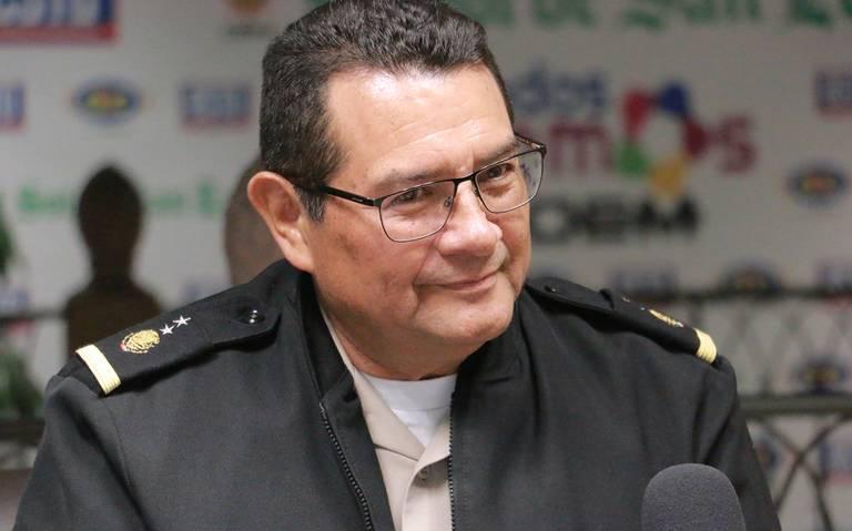 El Ejército siempre garante de la seguridad: Guzmar Ángel González