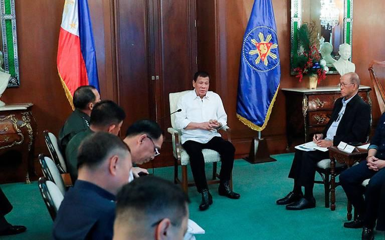 Filipinas envía dos barcos a Irak para repatriar a 6 mil de sus nacionales