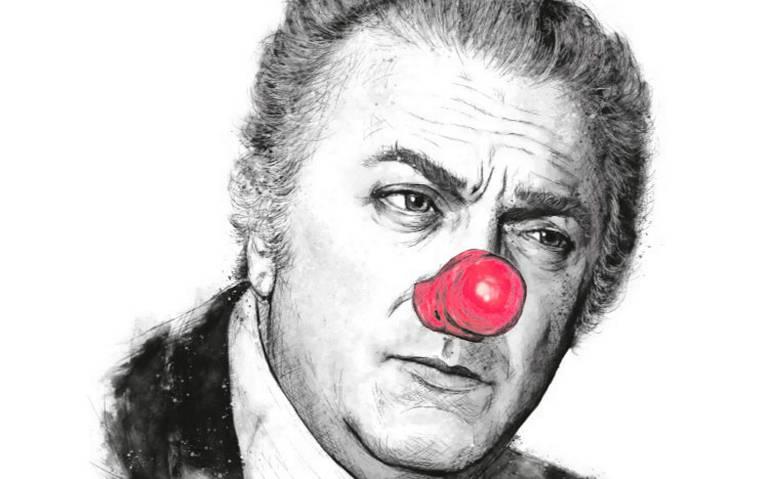 La dulce vida de Federico Fellini