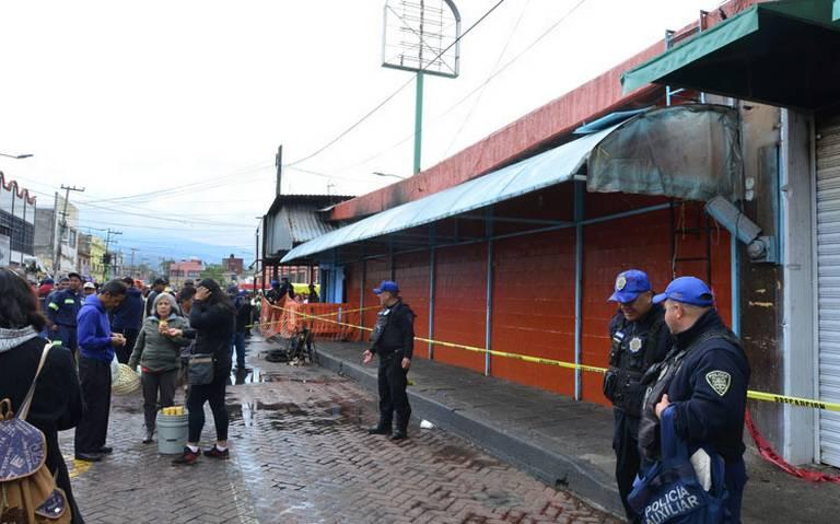 Descartan extorsiones en mercado de Flores de Xochimilco