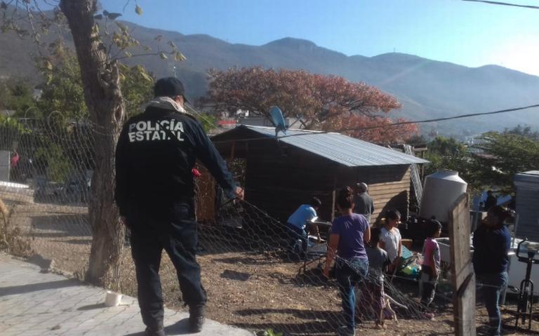 [VIDEO] Desalojan predios en Tuxtla Gutiérrez