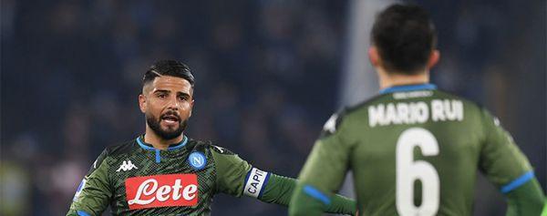 """Napoli con """"Chucky"""" avanzó a cuartos de final de la Copa de Italia"""