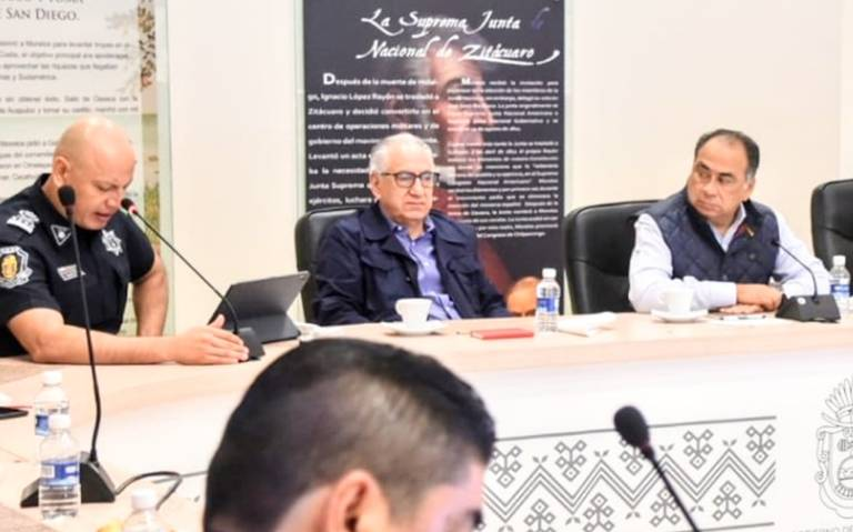 En el 2019 disminuyó la tasa promedio de delitos en Guerrero: SSP