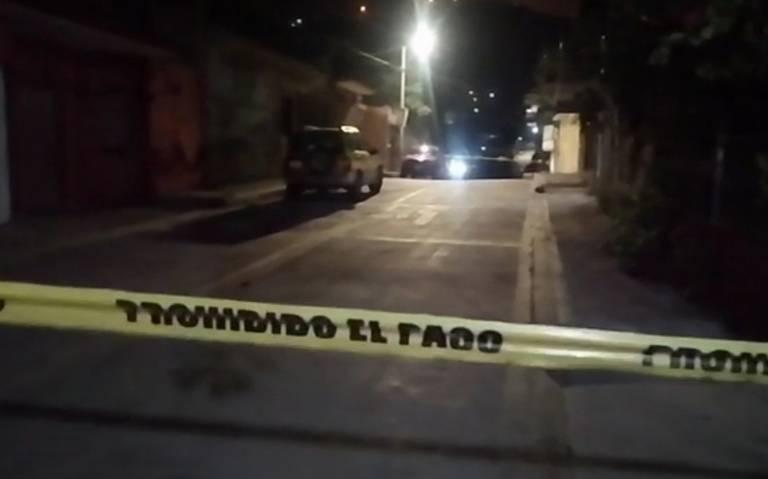 Asesinan a maestro en Chilpancingo