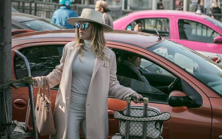 """""""Ya llegué… goooey"""", Cindy la regia aterriza en salas de cine"""