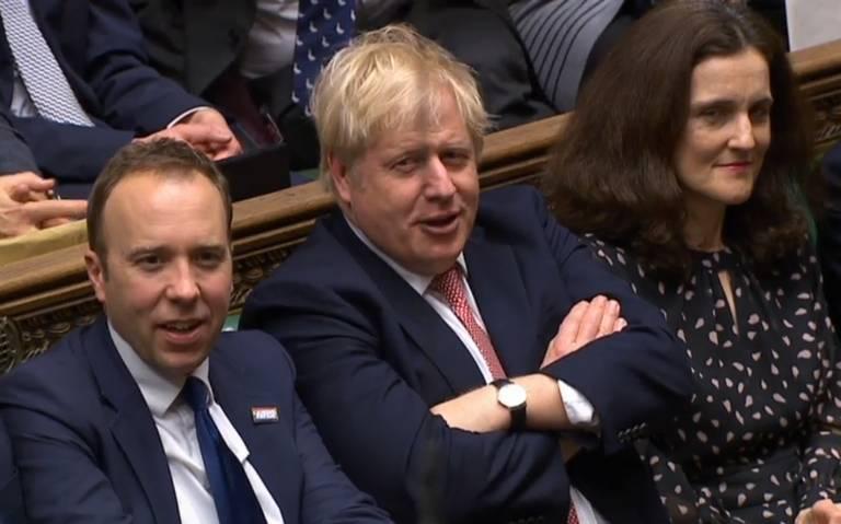 Diputados británicos aprueban Brexit