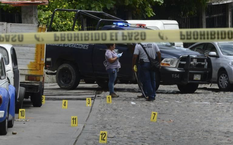 Más de 17 mil homicidios registrados en primer semestre de 2019: Inegi