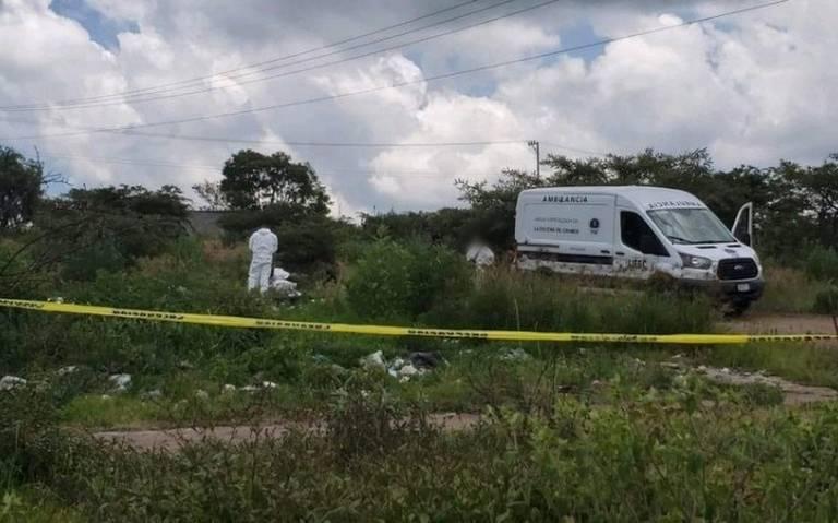 Descubren otra fosa clandestina en Lagos de Moreno, Jalisco