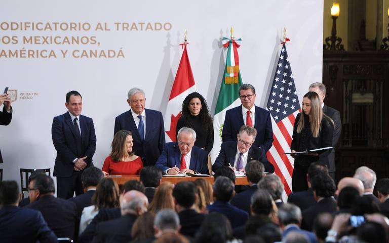 Toca a Canadá cerrar la carrera del T-MEC